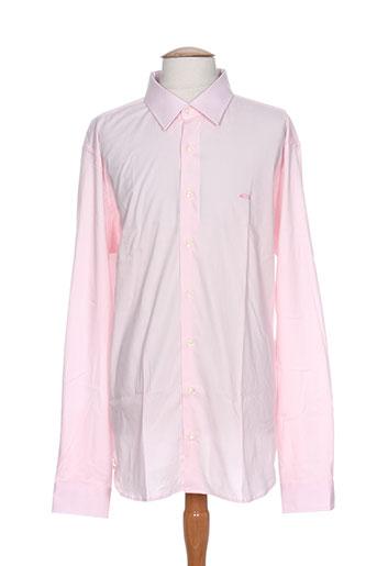 dario beltran chemises homme de couleur rose