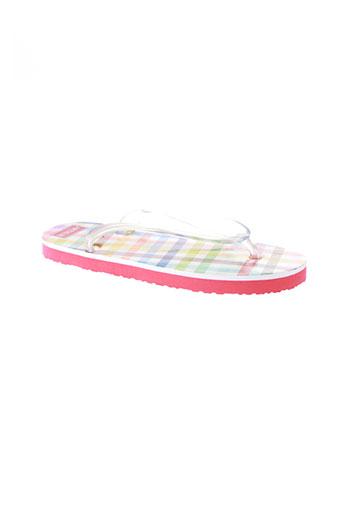 arthur chaussures fille de couleur rose