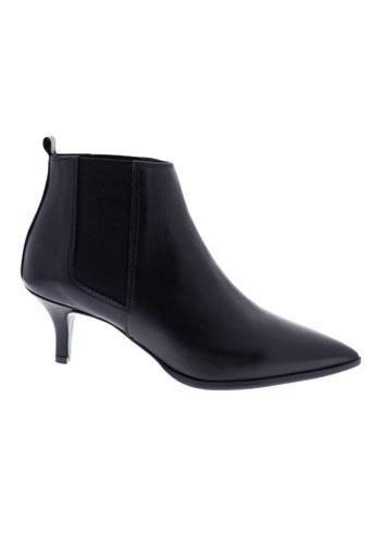 beoriginale chaussures femme de couleur noir