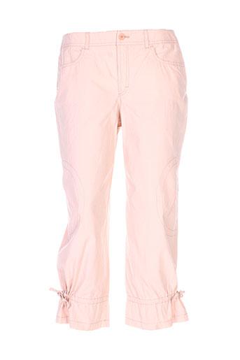 betty barclay pantacourts femme de couleur rose