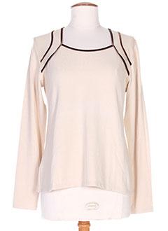 Produit-T-shirts / Tops-Femme-QUATTRO