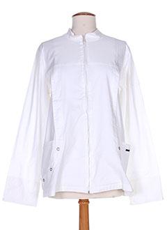 Veste casual blanc EPICEA pour femme