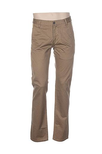 dockers pantalons et citadins homme de couleur beige