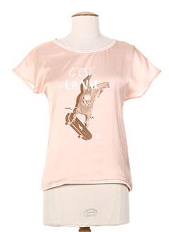 Produit-T-shirts-Fille-BRIAN & NEPHEW