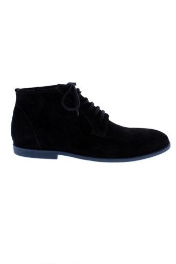 kenzo boots homme de couleur noir