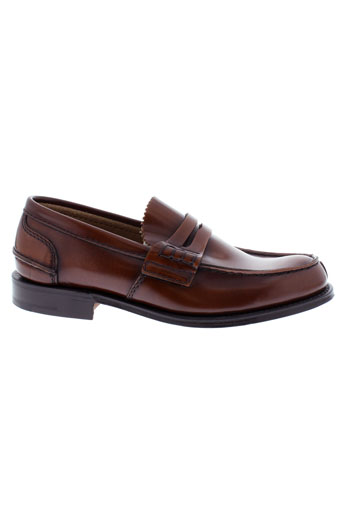 church et s mocassins homme de couleur marron