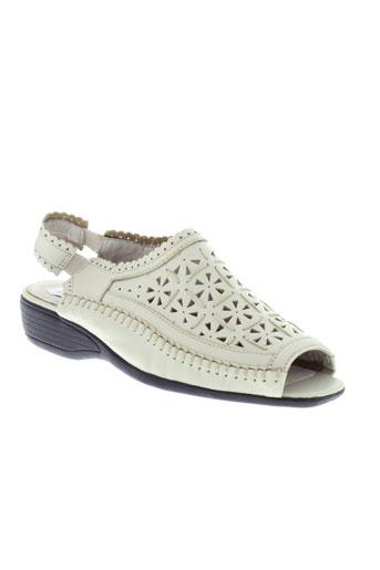 bel et canto sandales et nu et pieds femme de couleur beige
