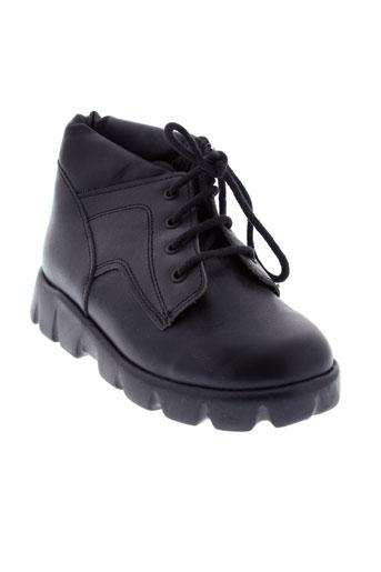 poicoc chaussures fille de couleur noir