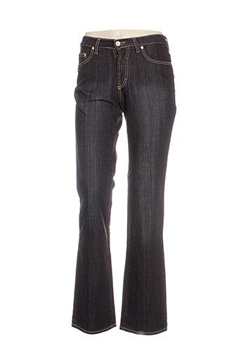 trussardi jeans jeans femme de couleur marron