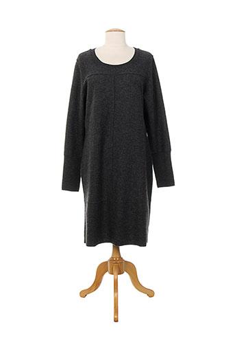 daniel et hechter robes et pulls femme de couleur gris