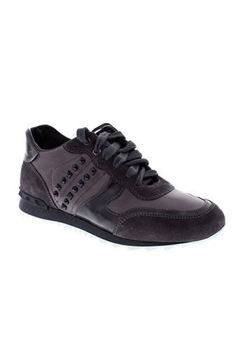triver flight chaussures femme de couleur marron