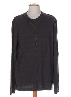Produit-T-shirts / Tops-Homme-EDC BY ESPRIT