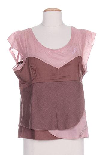 all beautiful t et shirts et tops femme de couleur rose