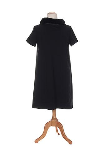 kitana robes femme de couleur noir