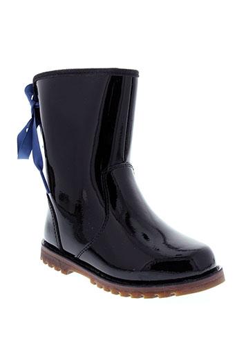 ugg boots fille de couleur noir