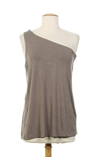miss sixty chemises femme de couleur marron