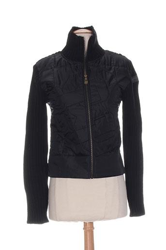 com8 vestes femme de couleur noir
