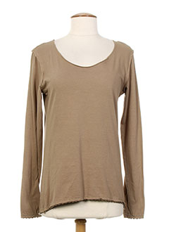 Produit-T-shirts / Tops-Femme-UNO PIU UNO