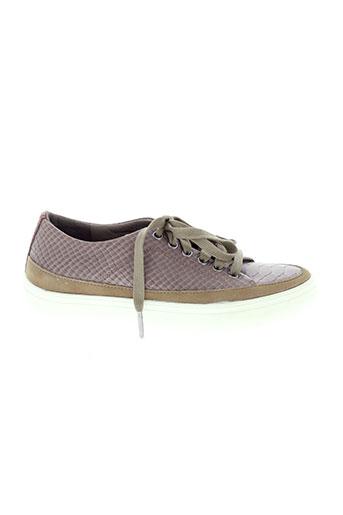 fitflop chaussures femme de couleur marron