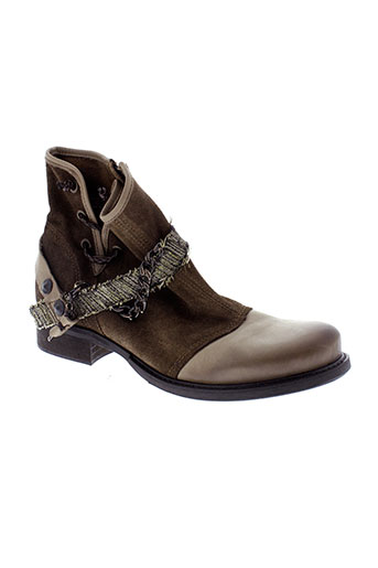 see et you et jane boots femme de couleur marron