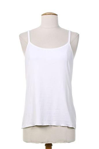 rodika chemises femme de couleur blanc