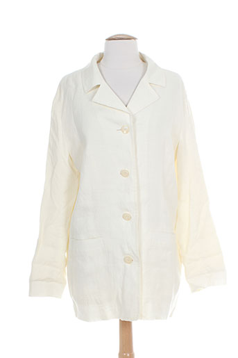 22 et octobre et de et strelli vestes femme de couleur beige (photo)