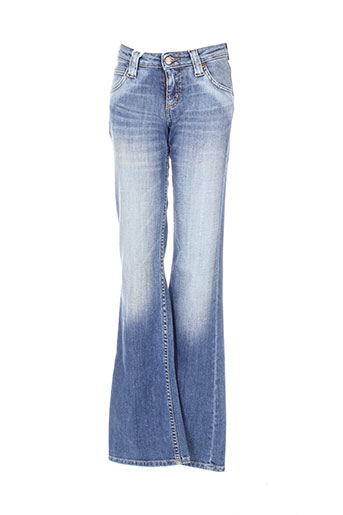 lee jeans et bootcut femme de couleur bleu