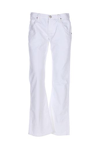 rwd jeans homme de couleur blanc