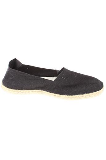 creation catalane chaussures homme de couleur noir