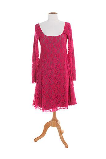 bla-bla robes femme de couleur rose