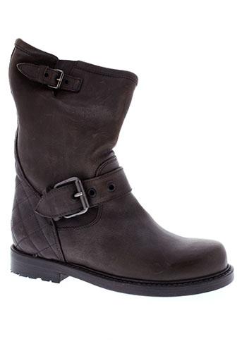 buttero chaussures femme de couleur marron