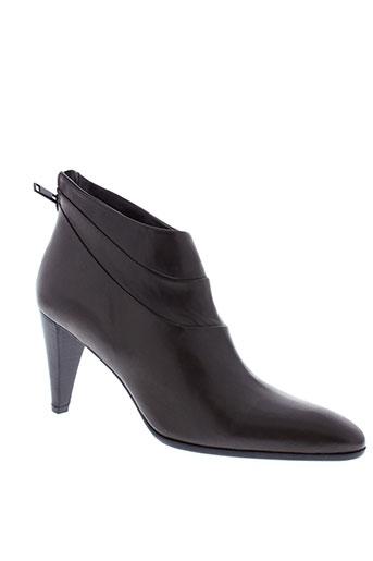parallele chaussures femme de couleur vert