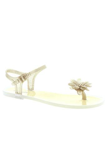 menghi chaussures femme de couleur beige
