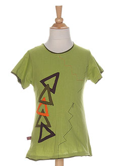 Produit-T-shirts / Tops-Fille-BAMBOO'S