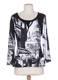 Produit-T-shirts / Tops-Femme-ETOILE DU MONDE
