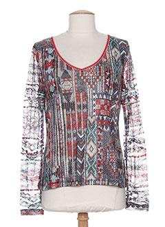Produit-T-shirts / Tops-Femme-LO
