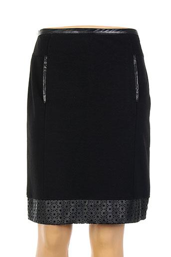 felino jupes femme de couleur noir