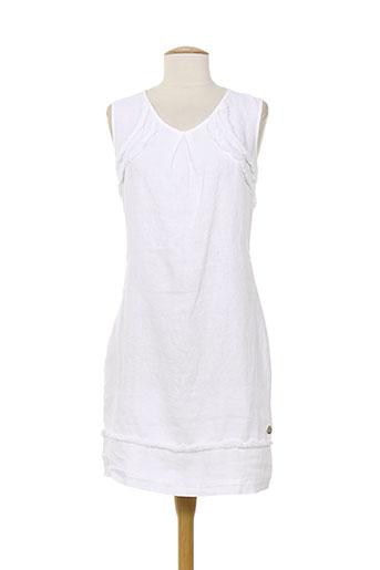 blanc boheme robes femme de couleur blanc
