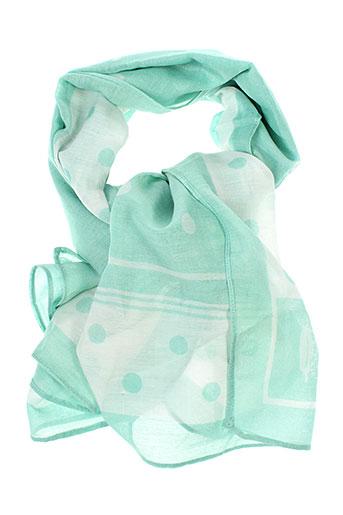 chipie foulards femme de couleur vert