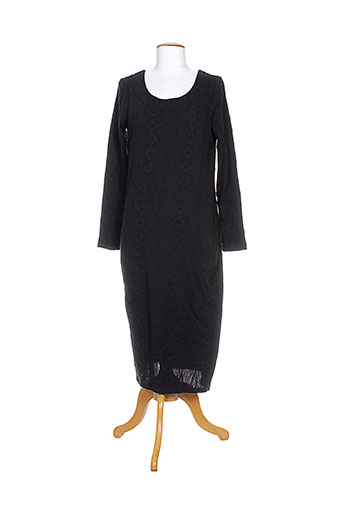 surkana robes femme de couleur noir