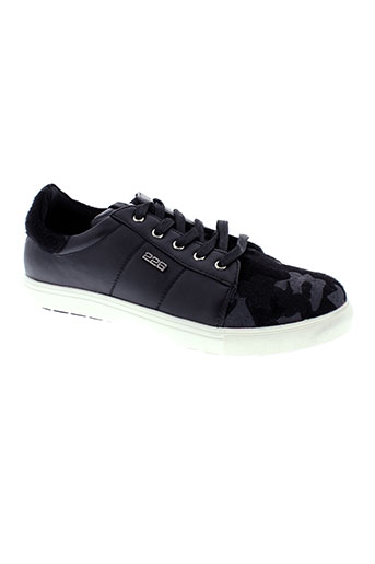 226 et shoes baskets femme de couleur noir