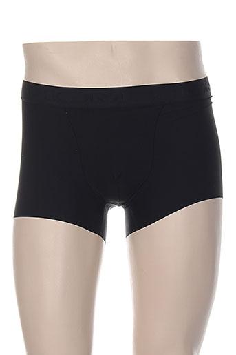 hom shortys et boxers homme de couleur noir