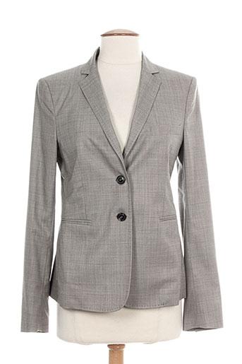 piazza sempione vestes femme de couleur gris