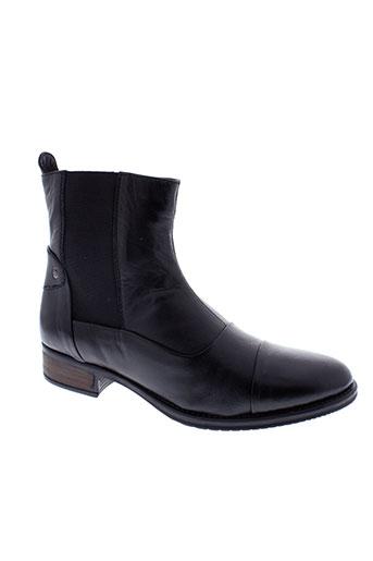 inea boots femme de couleur noir