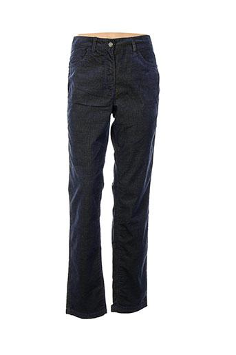 jocavi pantalons homme de couleur bleu