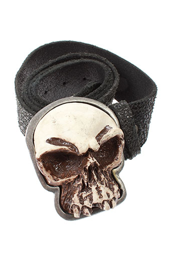 cipo et baxx ceintures femme de couleur noir