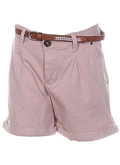 Produit-Shorts / Bermudas-Fille-BEST MOUNTAIN