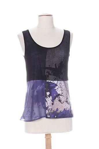 deca chemises femme de couleur violet