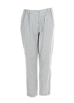 Pantalon chic gris VERO MODA pour femme