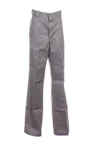 dickies pantalons et decontractes homme de couleur gris